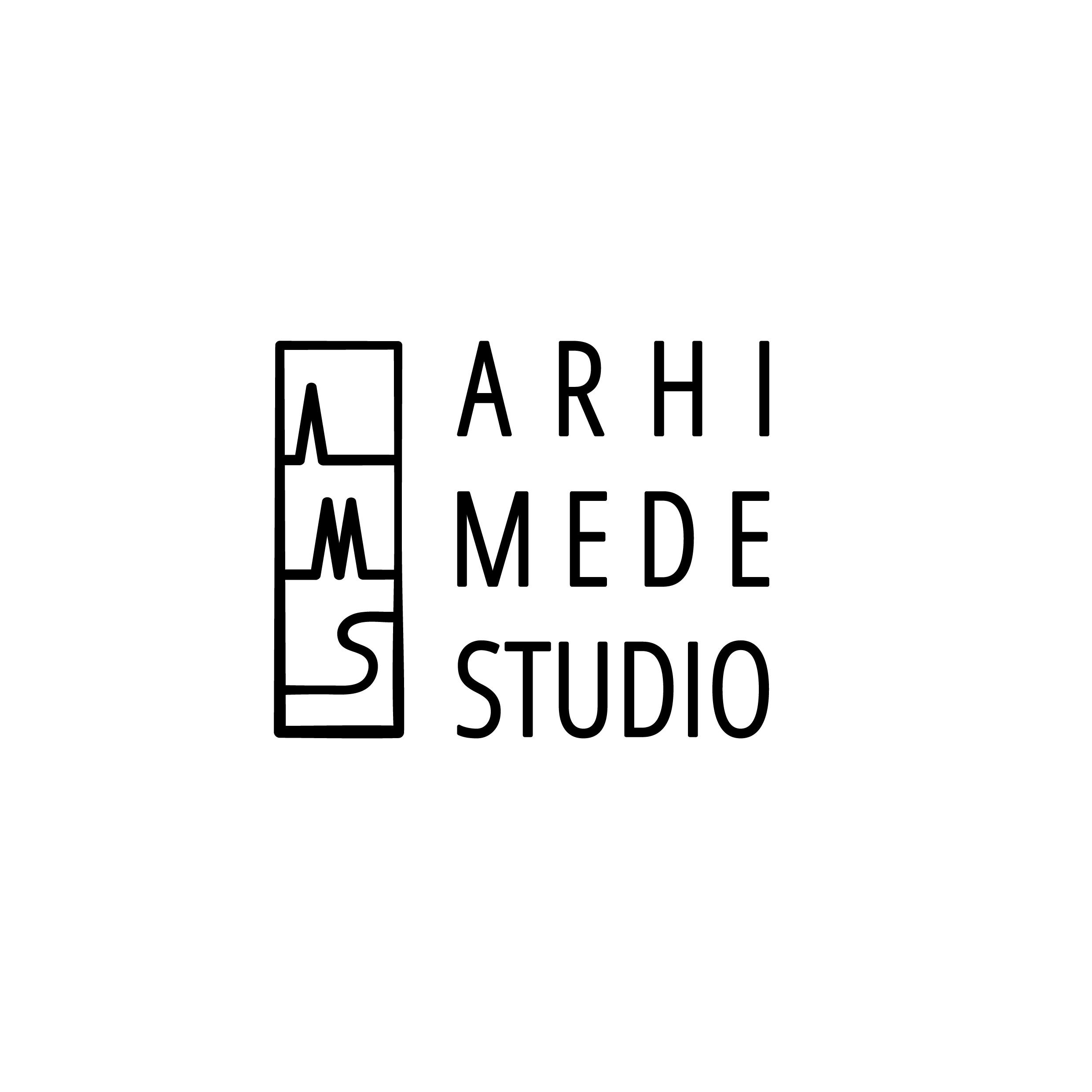 Logo Arhi Mede Studio